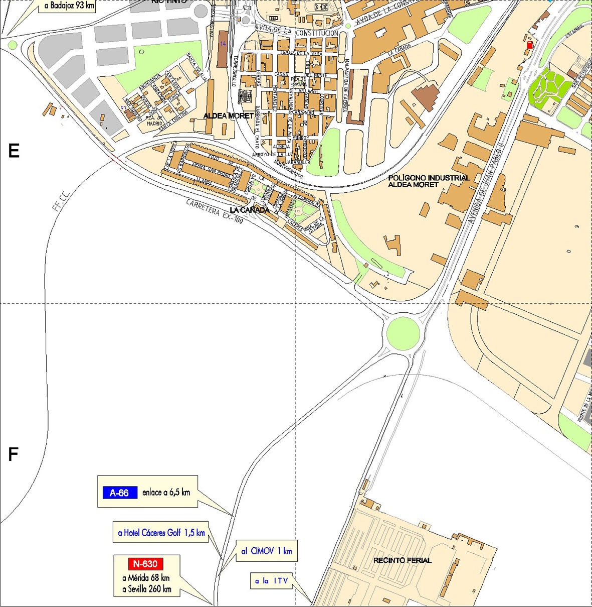 Descargar callejero caceres gis download by quadrants in pdf format gumiabroncs Choice Image