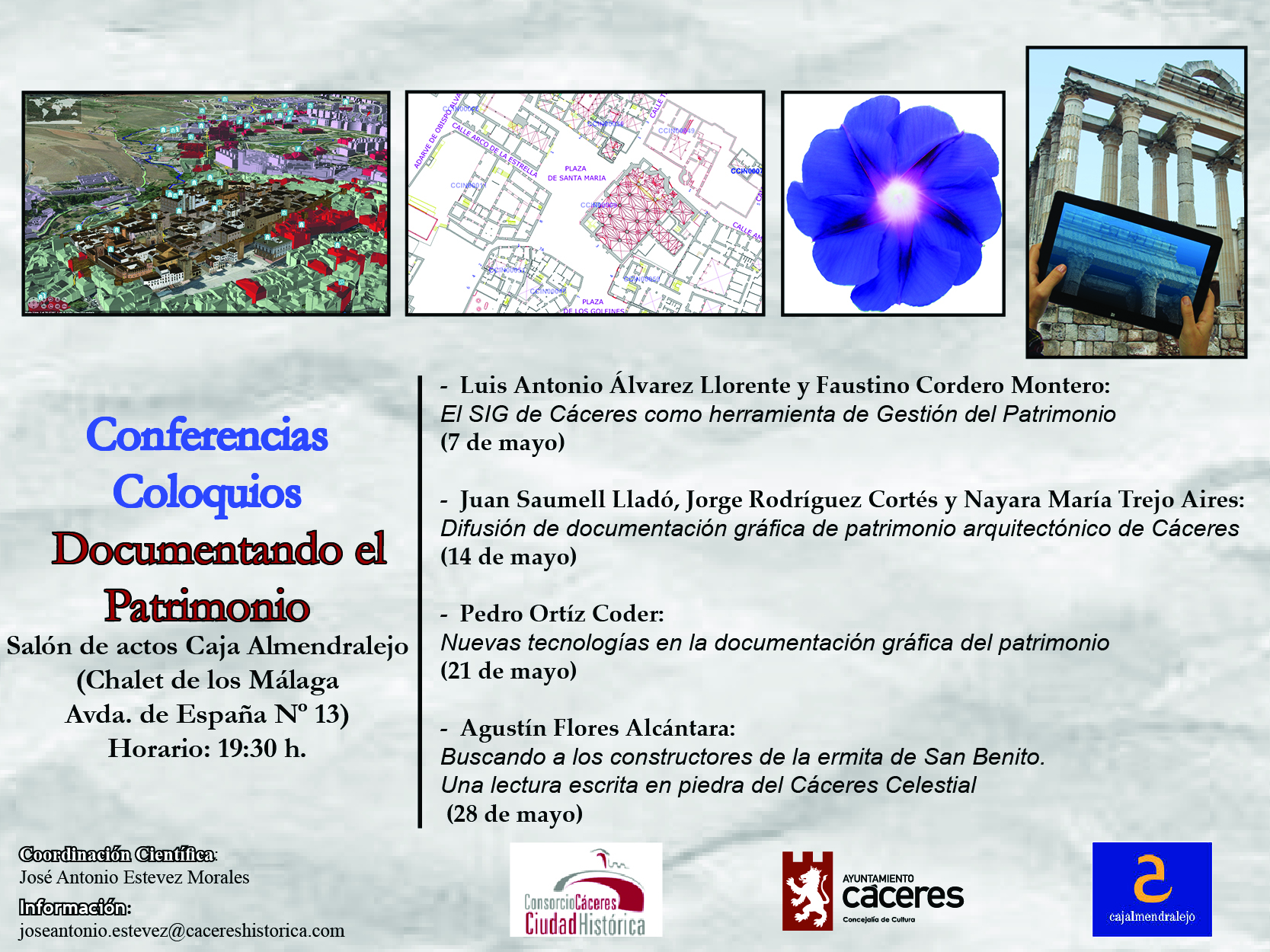 GIS Cáceres as a Tool for Heritage Management